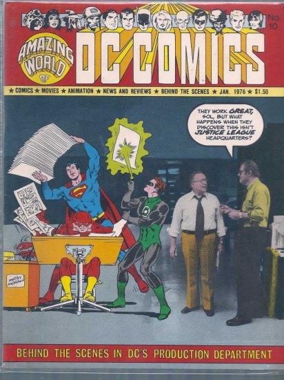 AMAZING WORLD OF COMICS VOLUME 3 # 10, 7.5 VF -