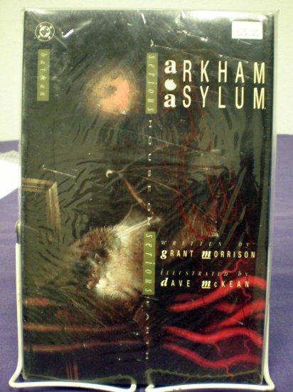 Batman: Arkham Asylum # 1, 9.4 NM