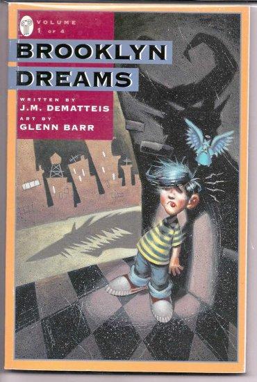 BROOKLYN DREAMS # 1, 4.5 VG +