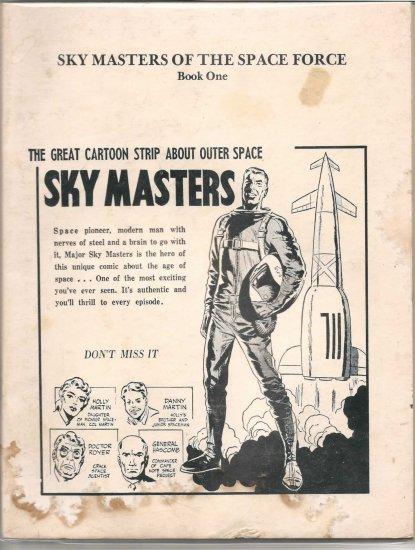COMIC ART SHOWCASE SKY MASTERS # 1, 3.0 GD/VG