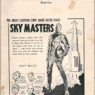 COMIC ART SHOWCASE SKY MASTERS # 1, 3.0 GD/VG