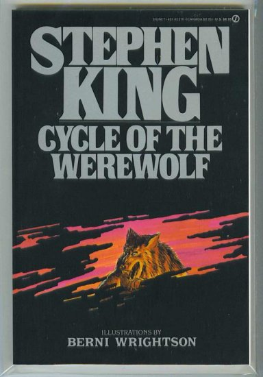 Cycle Of The Werewolf # 1, 9.8 NM/MT