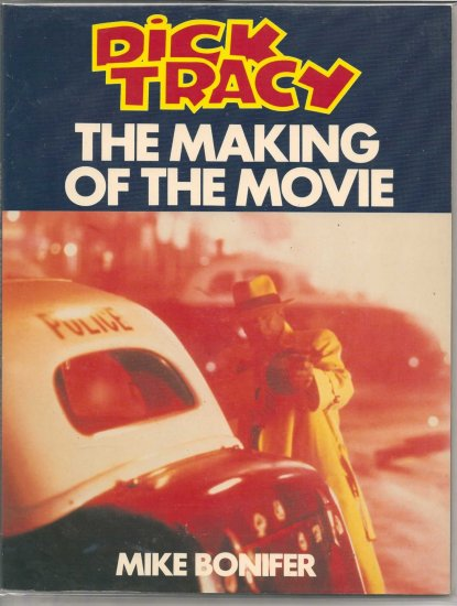 DICK TRACY MAKING OF THE MOVIE # 1, 6.5 FN +