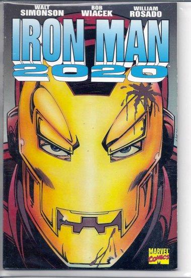 IRON MAN 2020 # 1, 7.0 FN/VF