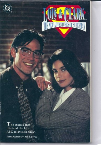 LOIS AND CLARK THE NEW ADVENTURES # 1, 7.5 VF -