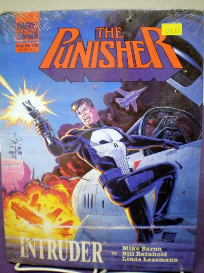 Punisher: Intruder # 1, 9.4 NM
