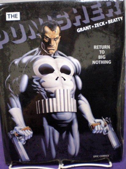 Punisher: Return To Big Nothing # 1, 9.6 NM +