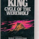 STEPHEN KING CYCLE OF THE WEREWOLF # 1, 9.6 NM +