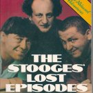 THE STOOGES LOST EPISODES # 1, 4.5 VG +