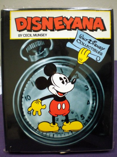Disneyana: Walt Disney Collectibles # 1, 7.5 VF -