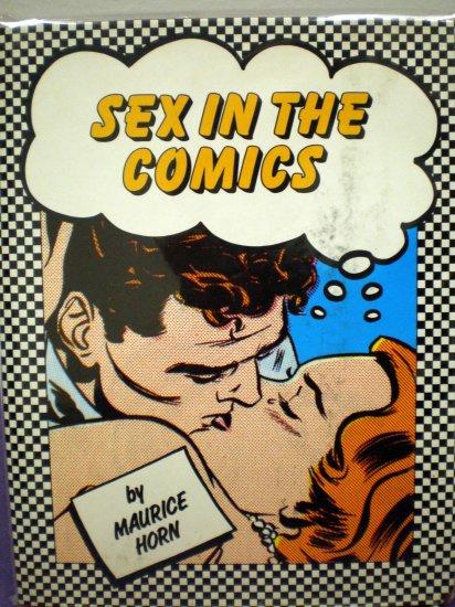 Sex In The Comics # 1, 6.5 FN +