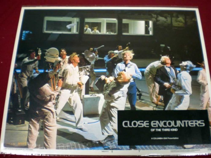 CLOSE ENCOUNTERS OF THE THIRD KIND # 7, 9.0 VF/NM