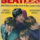 BEATLES ARE HERE # 1, 3.5 VG -