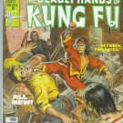 Deadly Hands Of Kung Fu # 33, 7.0 FN/VF