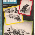MODEL RAILROADER MAGAZINE LOT OF 11 # 1, 3.0 GD/VG