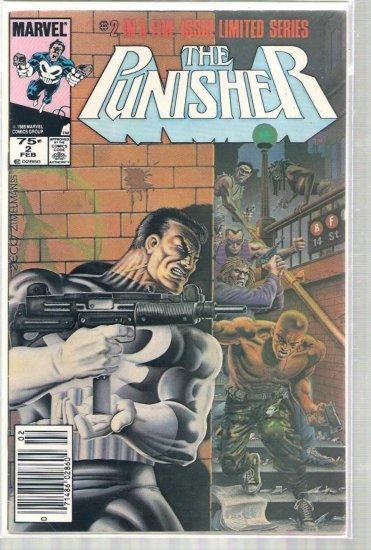 Punisher # 2, 9.0 VF/NM