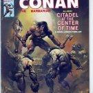 SAVAGE SWORD OF CONAN THE BARBARIAN # 7, 7.5 VF -