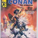 SAVAGE SWORD OF CONAN THE BARBARIAN # 8, 7.5 VF -