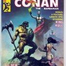 SAVAGE SWORD OF CONAN THE BARBARIAN # 9, 8.5 VF +