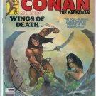 SAVAGE SWORD OF CONAN THE BARBARIAN # 19, 4.5 VG +