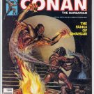 SAVAGE SWORD OF CONAN THE BARBARIAN # 25, 5.0 VG/FN
