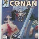 SAVAGE SWORD OF CONAN THE BARBARIAN # 62, 7.5 VF -