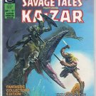 SAVAGE TALES ANNUAL # 1, 7.0 FN/VF