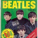 THE BEATLES TALK # 1, 3.5 VG -