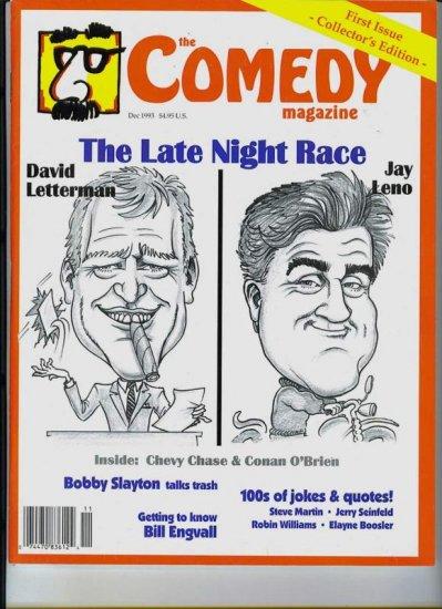 The Comedy Magazine # 1, 6.0 FN