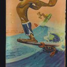 Hawk Model Company Hot Dogger Hangin' Ten # 541, 2.0 GD