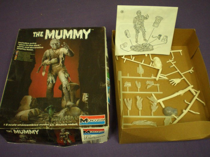 The Mummy # 6010, 1.8 GD -