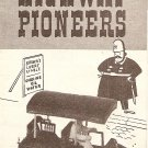 Inst Sheet 1907 Sears Buggy Highway Pioneers