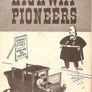 Inst Sheet 1911 Rolls Royce Highway pioneers