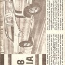 Inst Sheet 1956 Ford Victoria