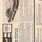 Inst Sheet 1962 Plymouth Valiant