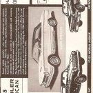 Inst Sheet 1965 Rambler American