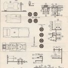 Inst Sheet 1969 Chevelle SS 396