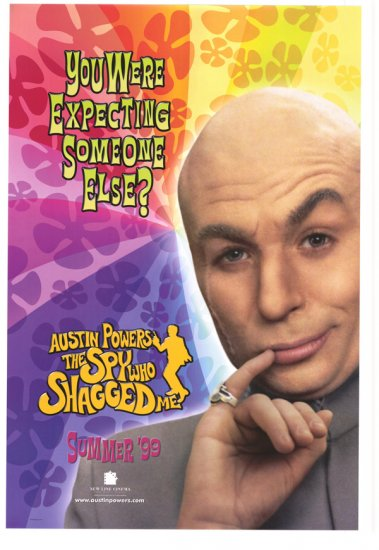 Austin Powers: The Spy Who Shagged Me # 1, 7.0 FN/VF