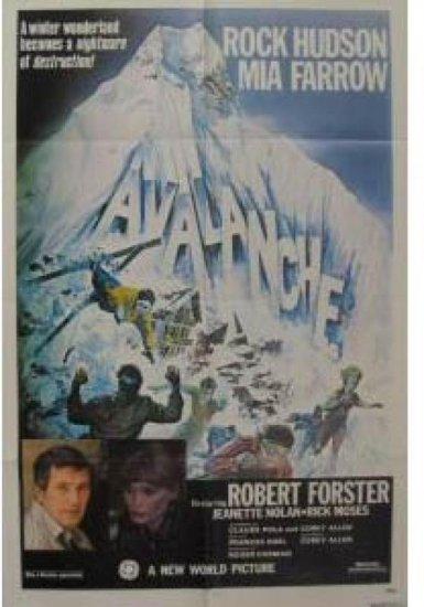 Avalanche # 780100, 8.0 VF