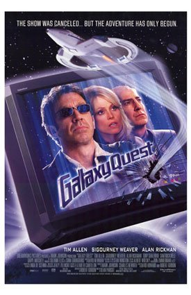 Galaxy Quest # 1, 9.2 NM -