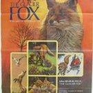 Glacier Fox # 790011, 8.0 VF