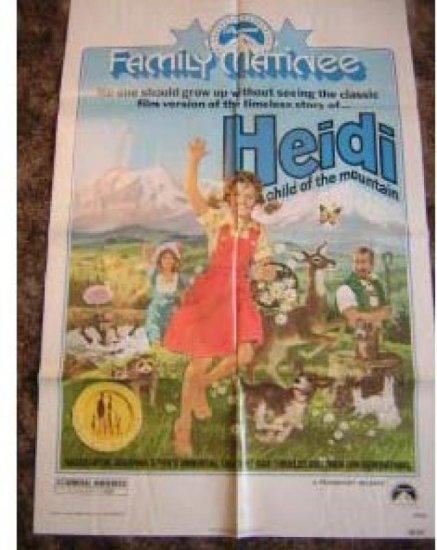 Heidi # 75261, 8.0 VF