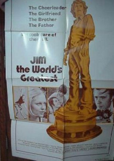 Jim The World's Greatest # 75191, 8.0 VF