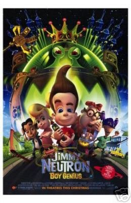Jimmy Neutron: Boy Genius # 1, 9.4 NM