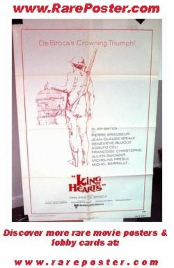 King Of Hearts # 780131, 4.0 VG