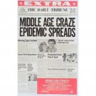 Middle Age Crazy # 800095, 8.0 VF