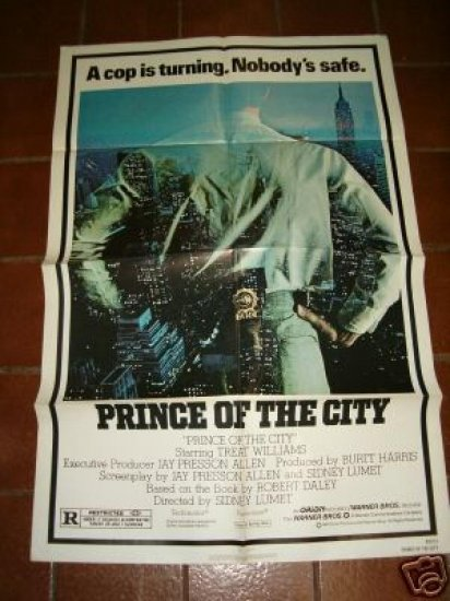 Prince Of The City # 810124, 8.0 VF