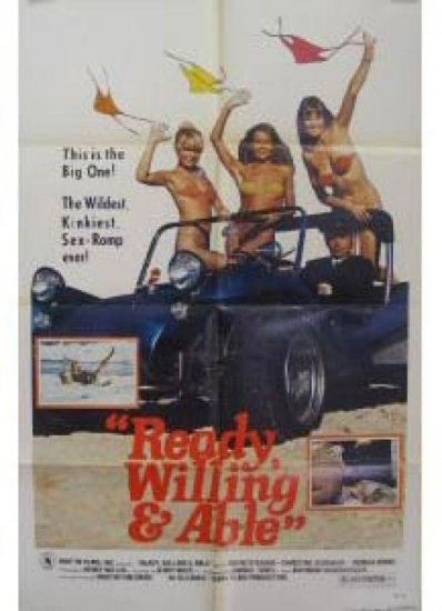 Ready, Willing & Able # 7718, 8.0 VF