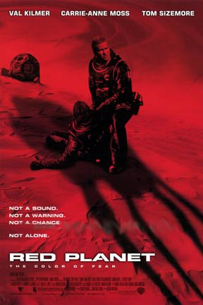 Red Planet # 1, 9.4 NM