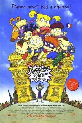 Rugrats In Paris # 1, 9.4 NM